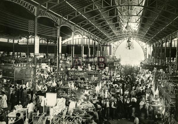 Mercat de la Boqueria 1922