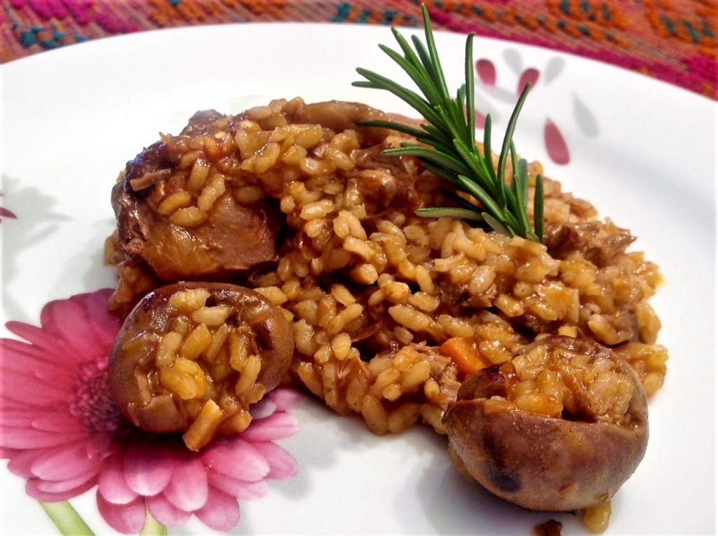 arroz de riñones
