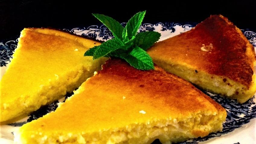 bolo queijandinha