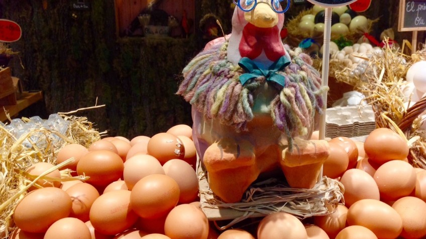 huevos de calaf