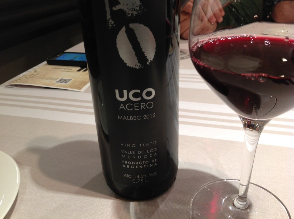 sagardi vino