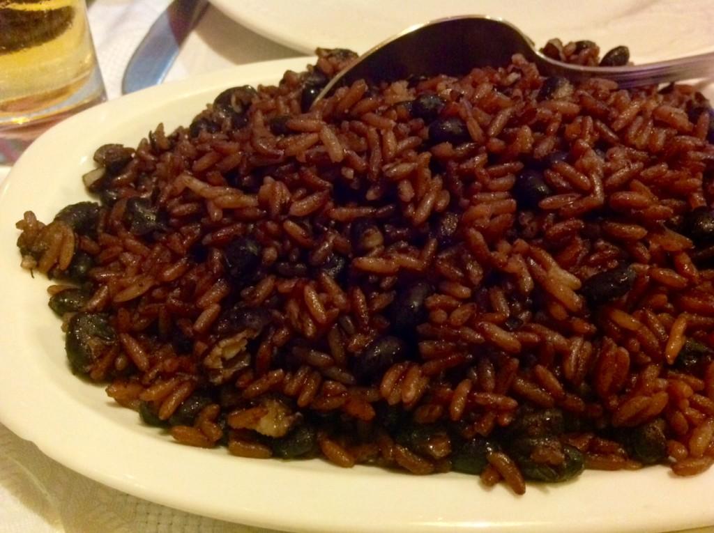 arroz congri ahabana vieja