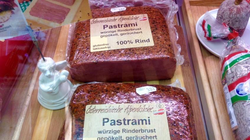 paprika pastrami