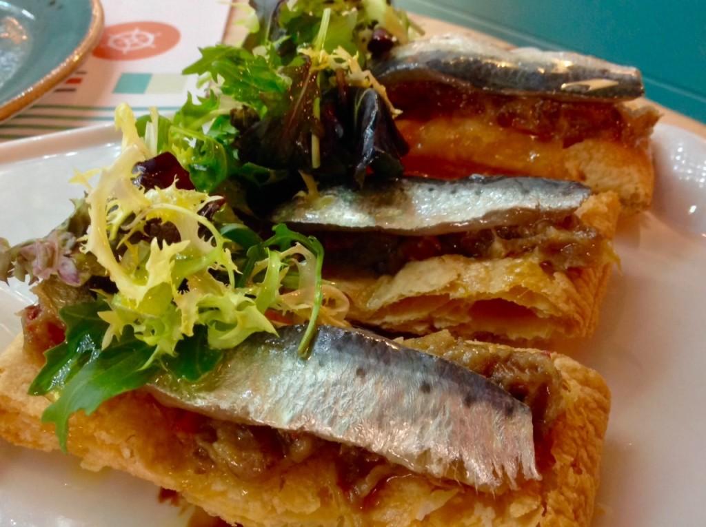 nou ramonet sardinas