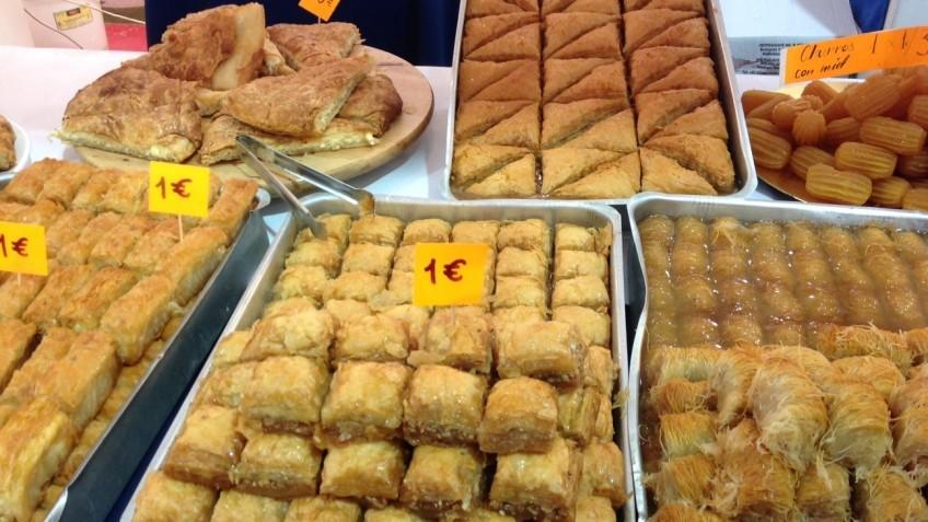 pasteles griegos