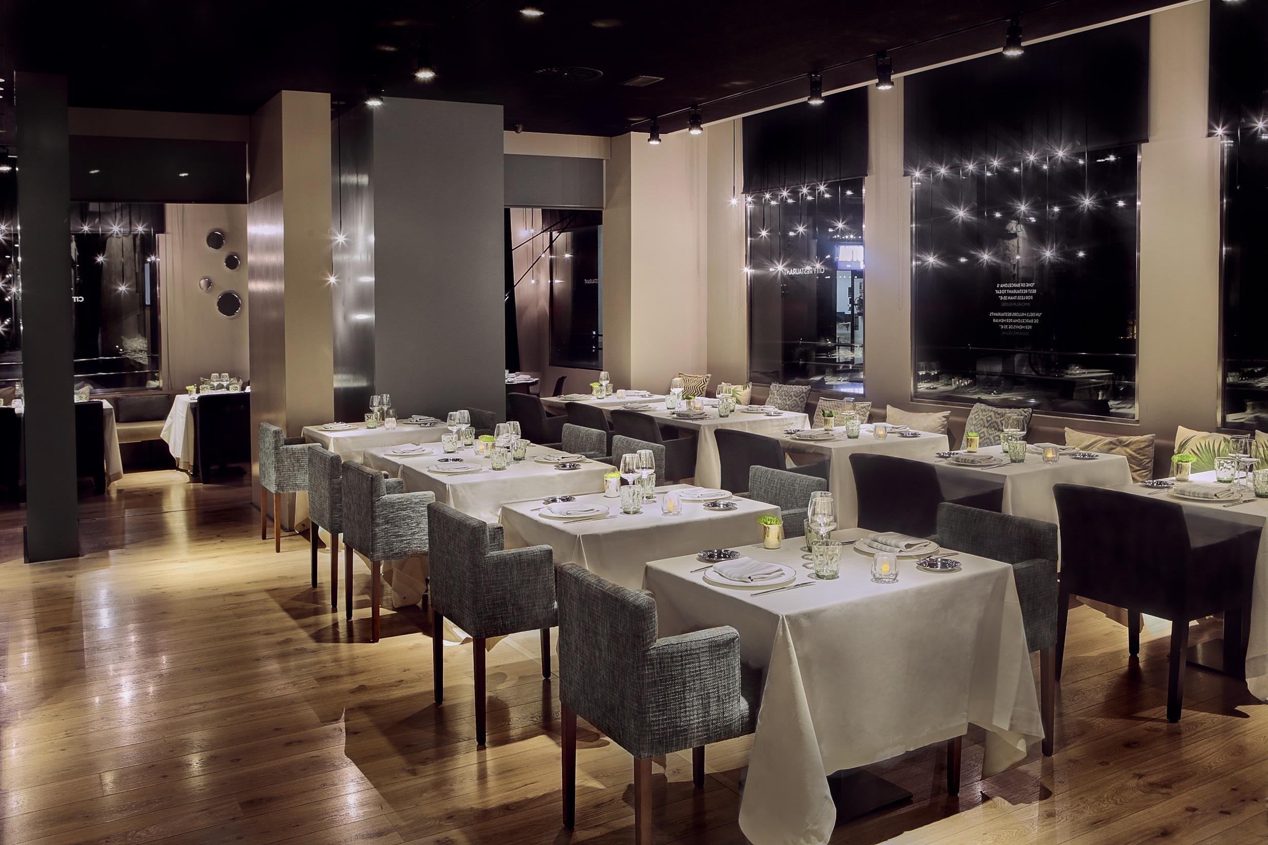 Restaurante City espacio 01