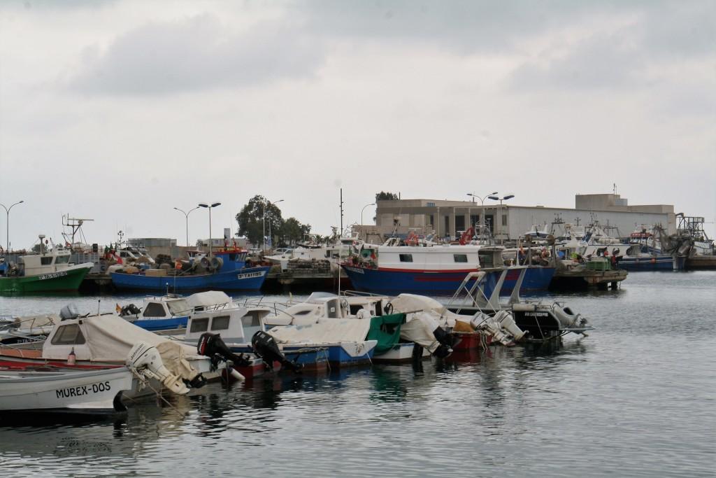 el puerto san carles de la rapita