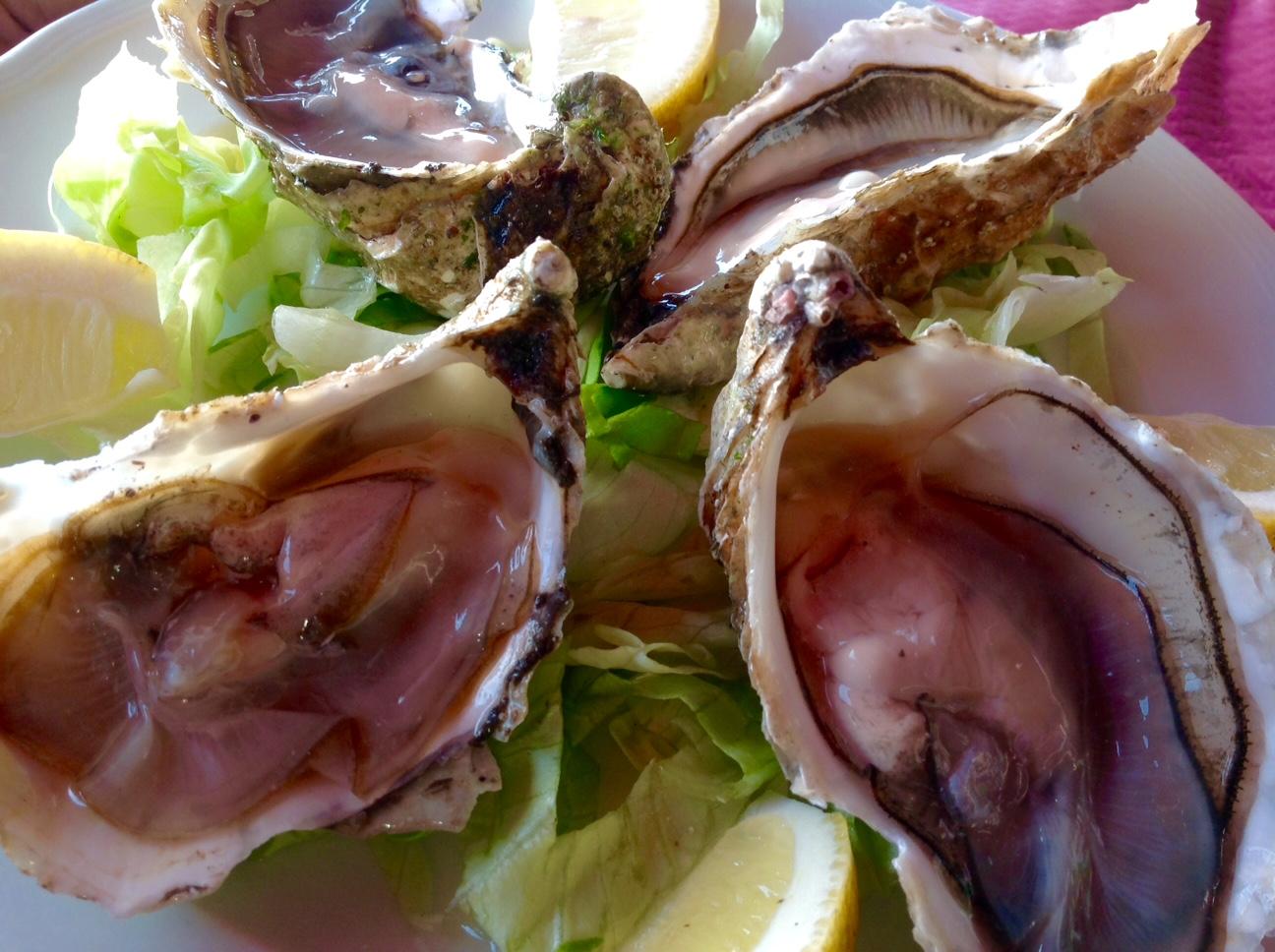 la santina ostras