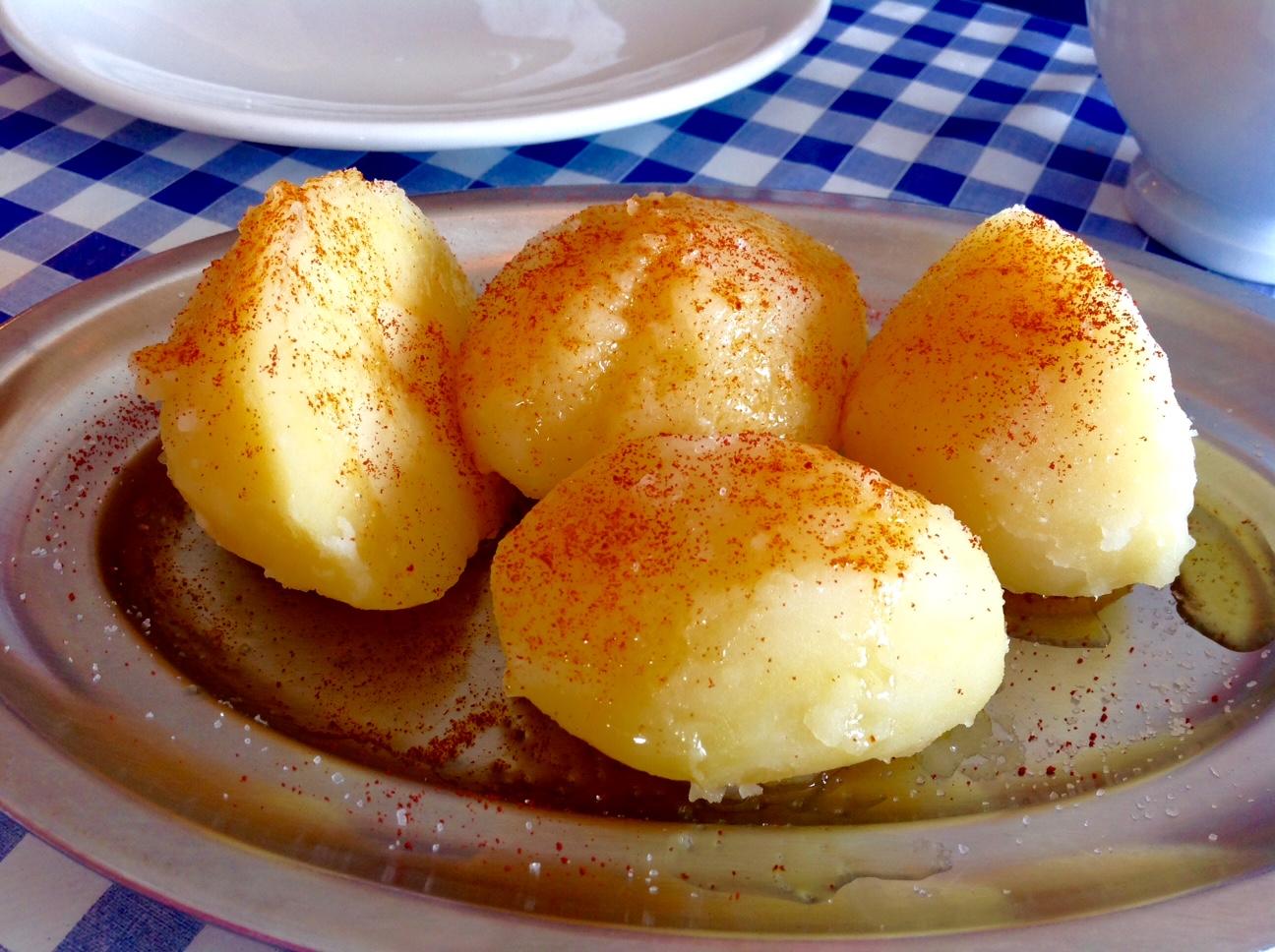 taberna ribadeo patatas cachelos