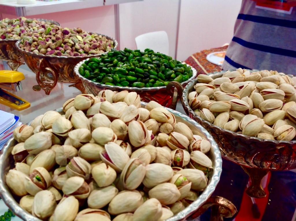 pistachos iranis