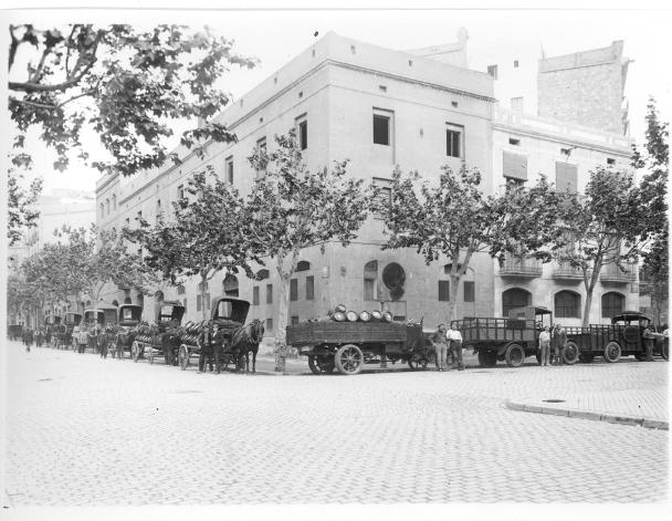 Moritz fábrica antigua