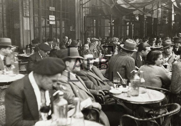 cafe paralelo 1935