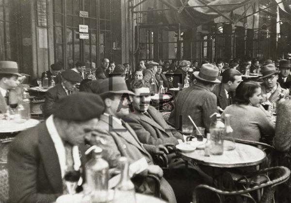 cafe paralelo 1935
