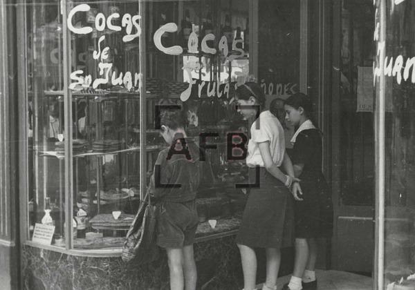 cocas de san juan niños miorando 1939