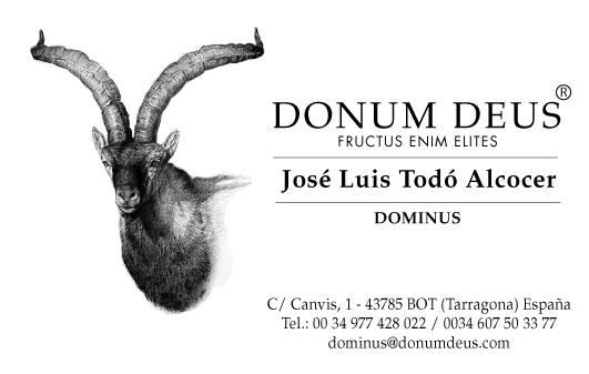 Donus Deum Logo