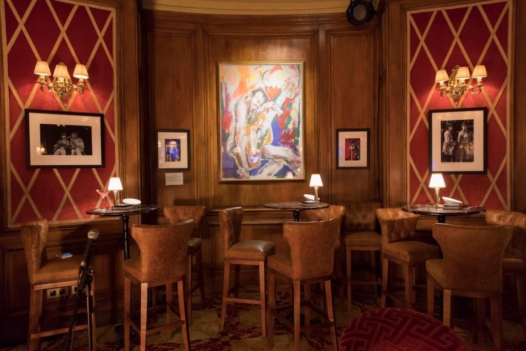 El Bluesman Cocktail Bar Hotel Palace