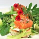 salmon thai muy bien
