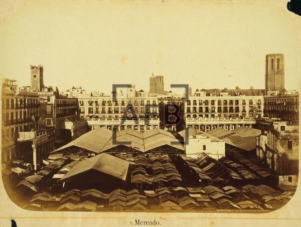 La Boqueria 1874