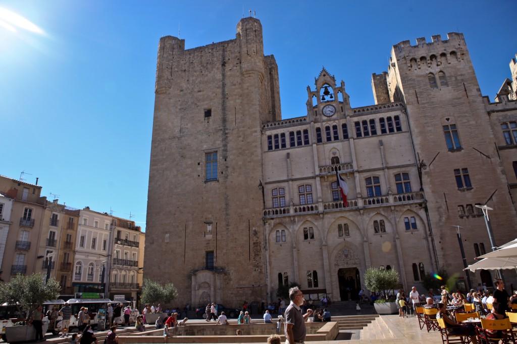 Narbonne ayuntamiento