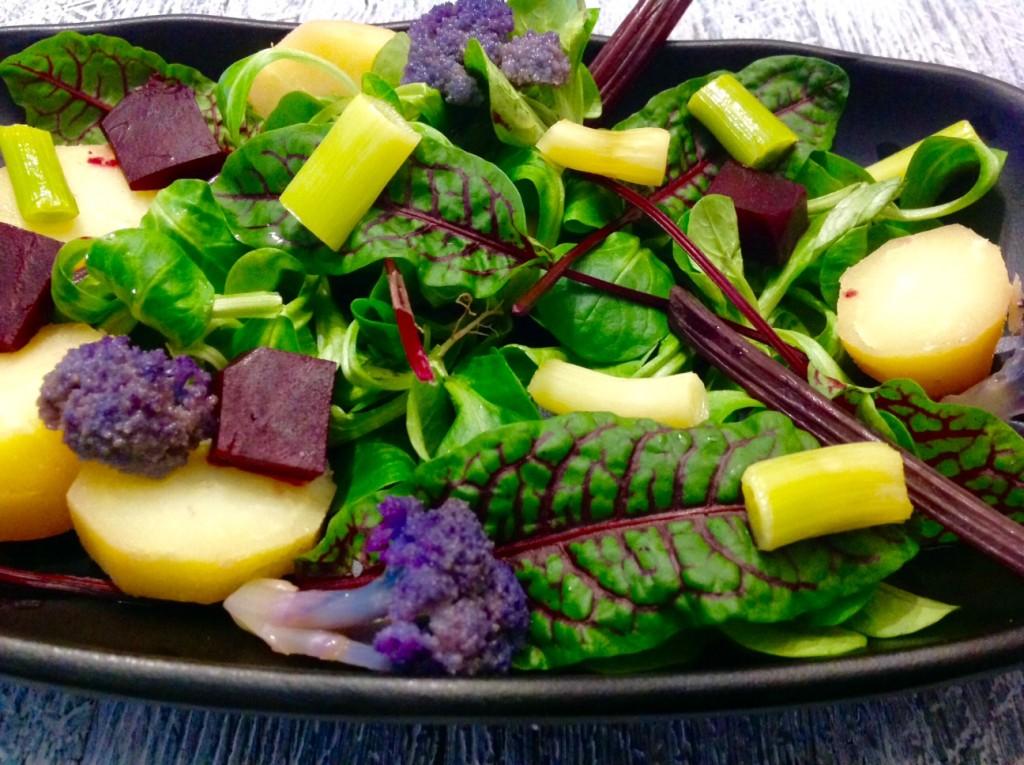 ens invierno con patata y verduras