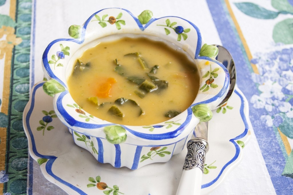 sopa portuguesa