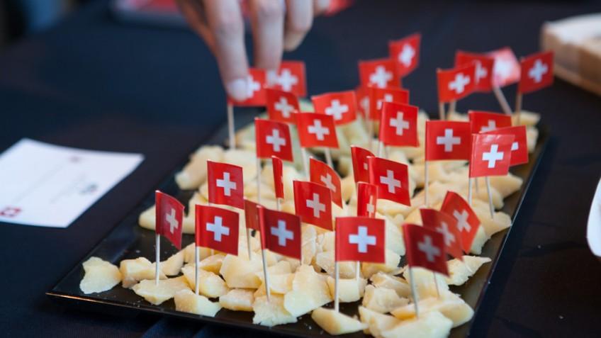 Quesos de Suiza 2016