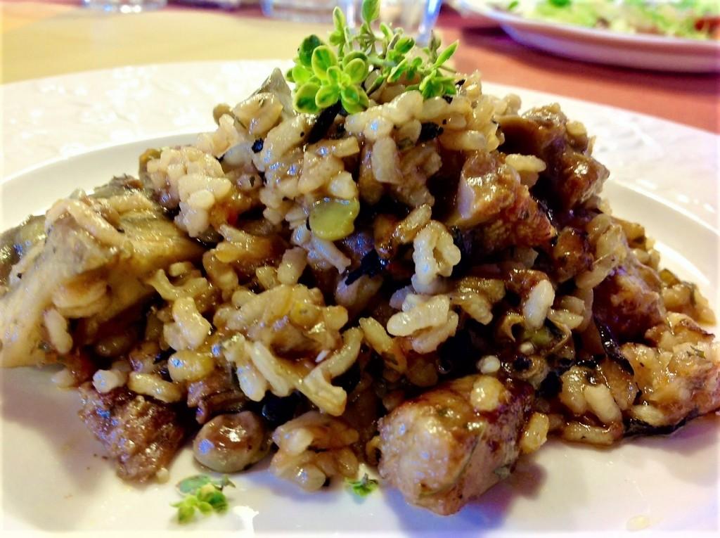 arroz con mnorro