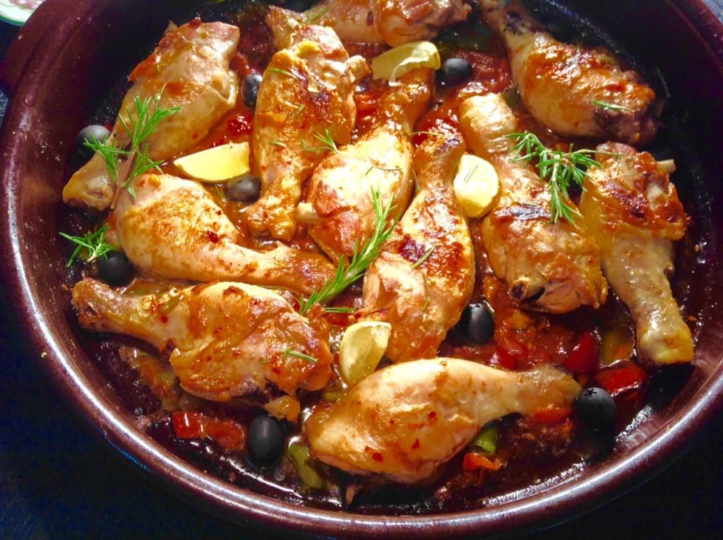 pollo arabe