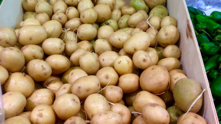 patatas parisina