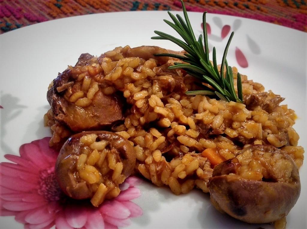 arroz riñones brazuelo