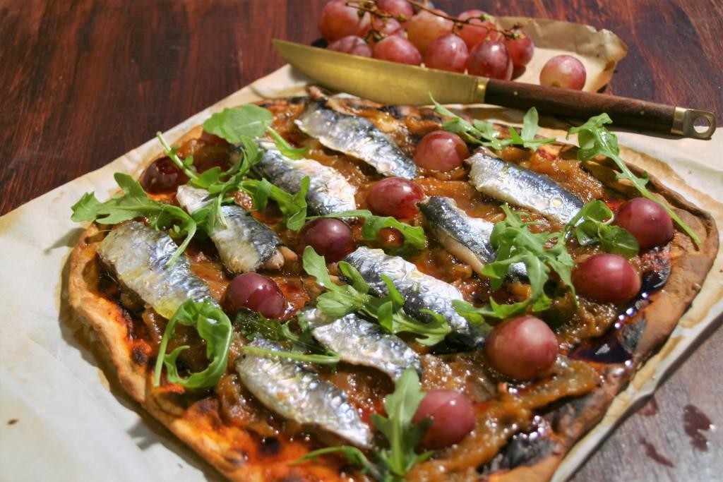 coca de sardinas 6