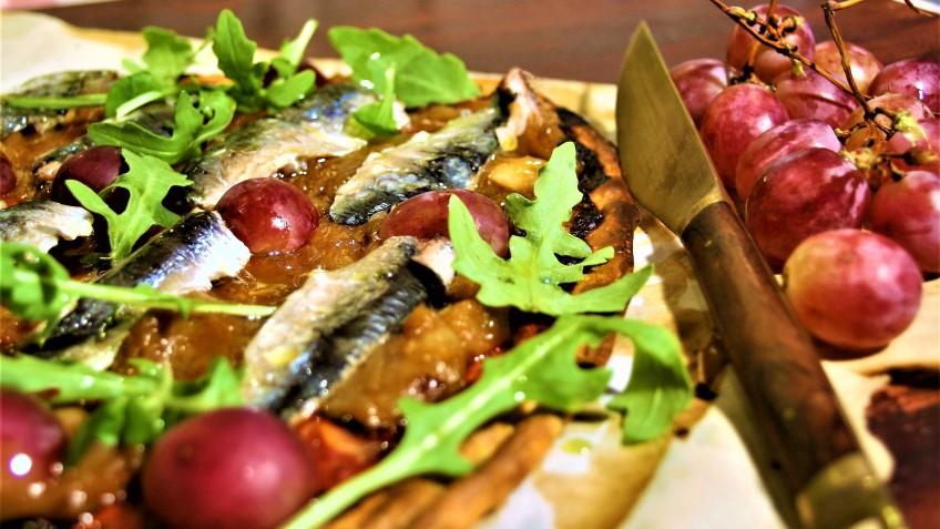 coca de sardinas 5