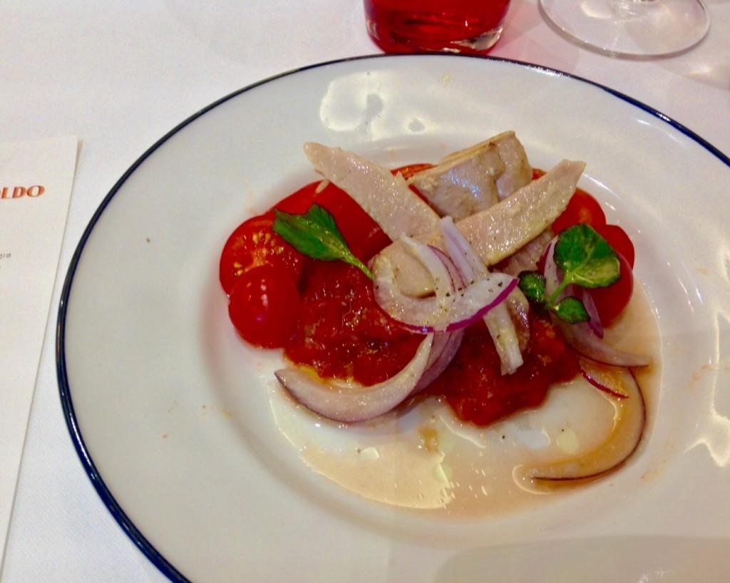 Casa leopoldo tomate y ventresca