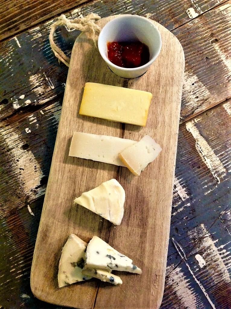 l'escale tabla de quesos