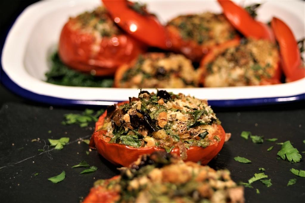 tomates provenzal muy bien