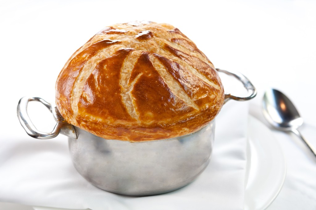 LOIDI - Sopa de trufas Elysée al estilo Loidi