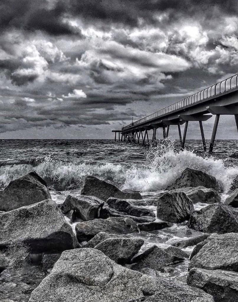 Badalona pont