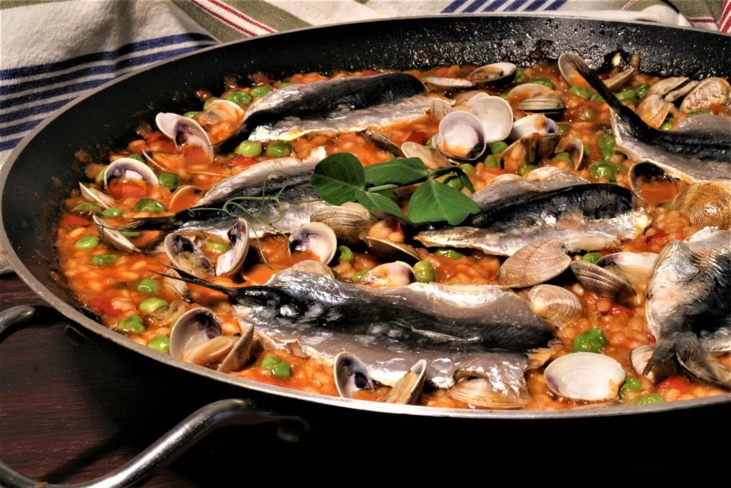 arroz sardinas portada