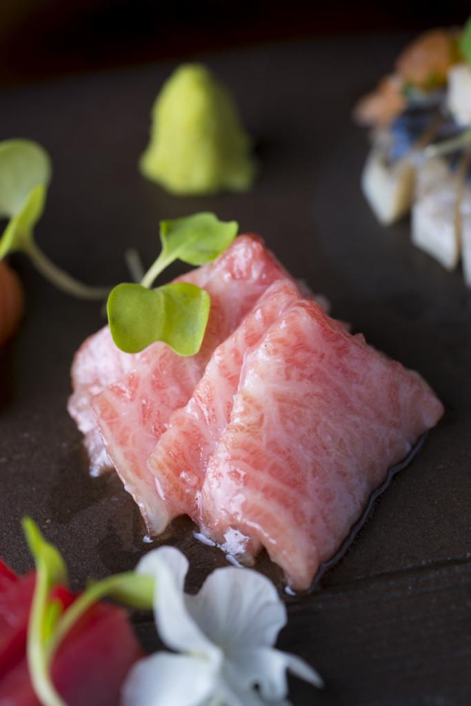 sashimi de toro Fukamura
