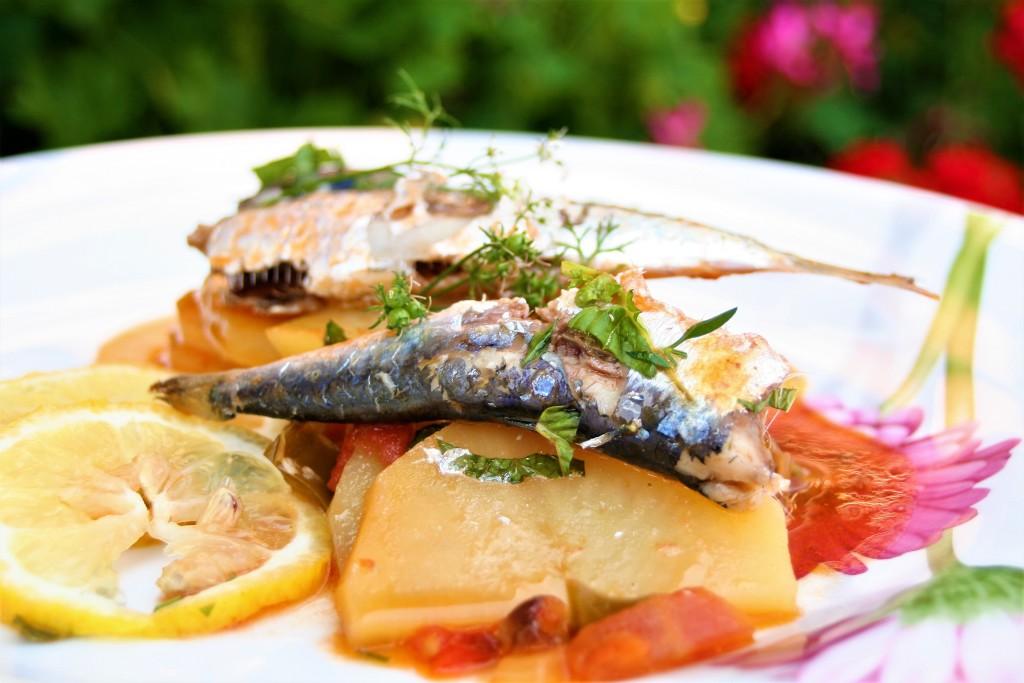 cazuela sardinas 1