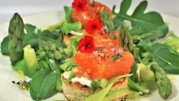salmon thai perfecto