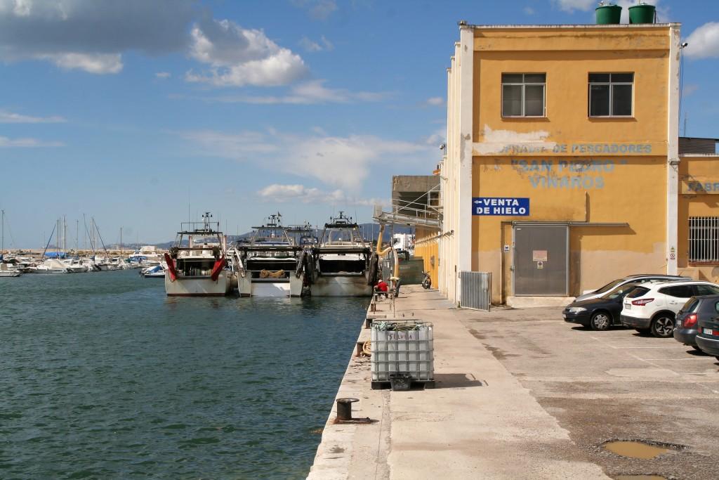 vinaros puerto