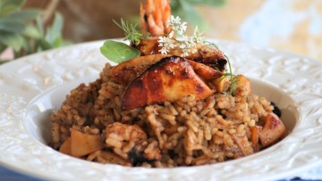 arroz con foie de portada