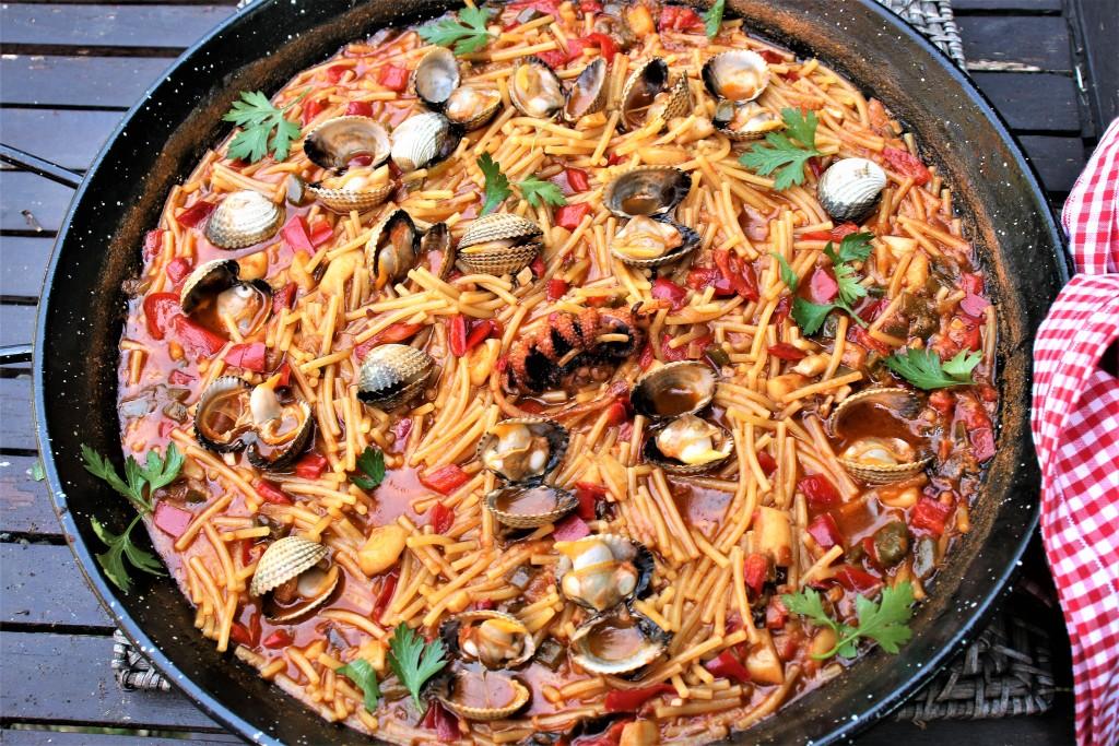 paella de berberechos1