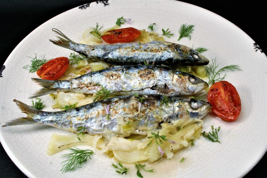 sardinas al hinojo enero