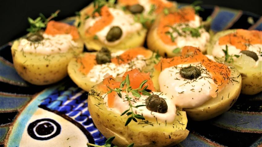 patatas salmon perfecta