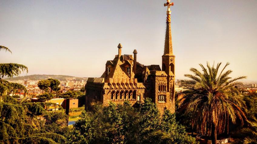 Bellesguard Antoni Gaudi (1)