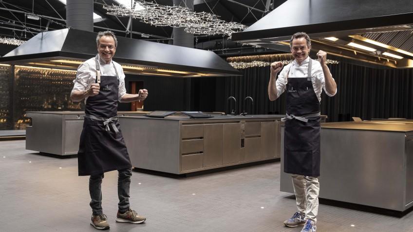 28.05.2020, Barcelona Cocina Hermanos Torres.  Sessió reobertura post Covid.  foto: Jordi Play