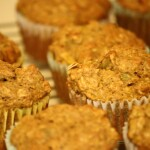 muffins, cooling, rack