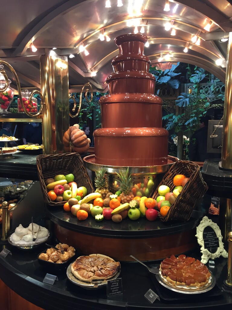 Les Grands Buffets_Fontaine Chocolat